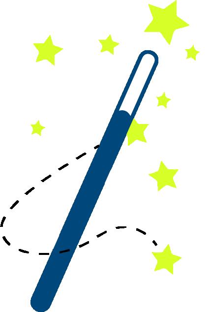 Marketing Magic Stick